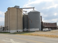 (Hill-Webb Grain Elevator)